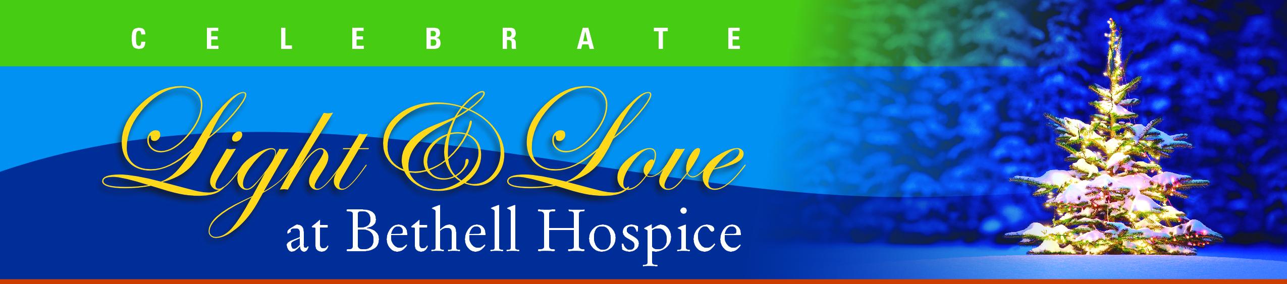 Bethell Hospice Holiday Appeal Masthead